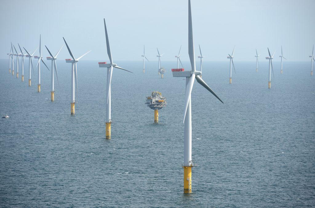 Statoil Wind Farm