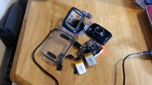 Repairing my crappy action camera