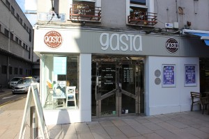 Gasta when it was popular