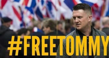 Robbers Cave experiment and Tommy Robinson Social Media Outrage