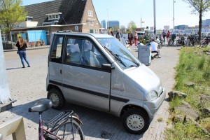 Smallest car in the world